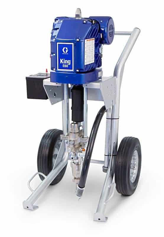 Pompe GRACO KING haute pression avec moteur électrique E60